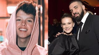 Jacob Sartorius SHADES MIllie Bobby brown In NEW SONG 'We're Not Friends'!