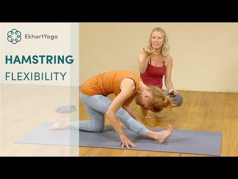 3 Yoga Poses to increase Hamstrings Flexibility