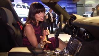 Mercedes-Benz TV: AMG premieres at the LA auto show 2012