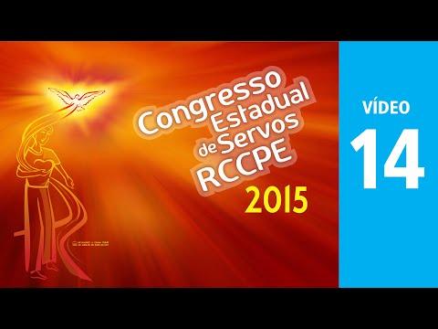 RCCPE Congresso 2015 - Video 11 - Padre Aloisio