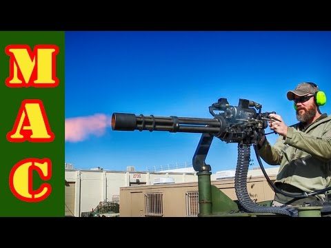 machine - We decided to take a break from the normal coverage of SHOT Show this year and show you something I found to be interesting - Machine Gun Tourism. People from around the country and the world...