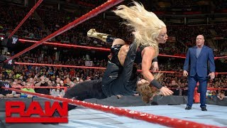 Ronda Rousey meets Absolution: Raw, March 26, 2018