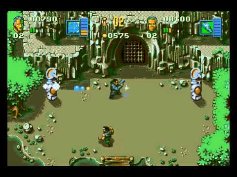 the chaos engine megadrive rom