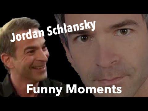 Jordan Schlansky Funny Moments