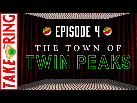 Episode 4 • The Town of Twin Peaks • Twin Peaks Analysis