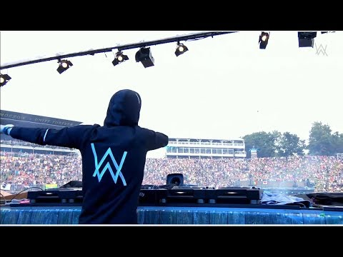 Alan Walker -  Live | THE SPECTRE , FADED | Belgium 2018