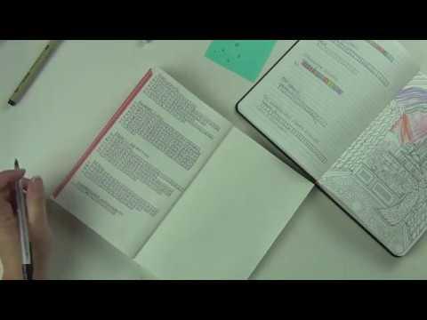 Scraptember Day 13: TV Show Bullet Journal Fill In