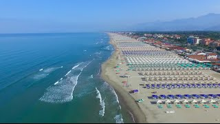 Forte Dei Marmi Italy  City pictures : Forte dei Marmi from the sky || Kat Caprice