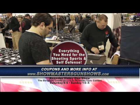 Roanoke Gun Show TV Spot