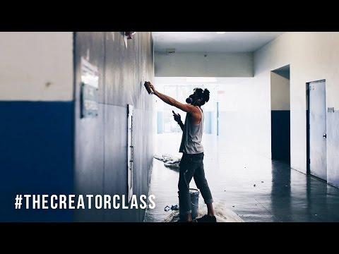 The Creator Class – Una nueva generación de artistas