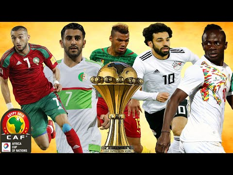Africa Cup 2019: All Teams + Predictions
