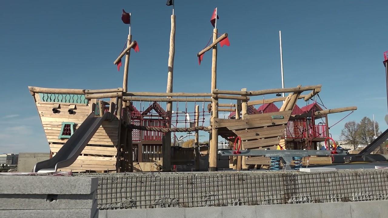 Строительство «Тагильской лагуны-2» выходит на финишную прямую