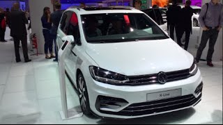 Hello to MotorCarTube and a new car check. Today we present the 2016 Volkswagen Touran R-Line, enjoy the detail view in the interior and exterior. Thanks for...