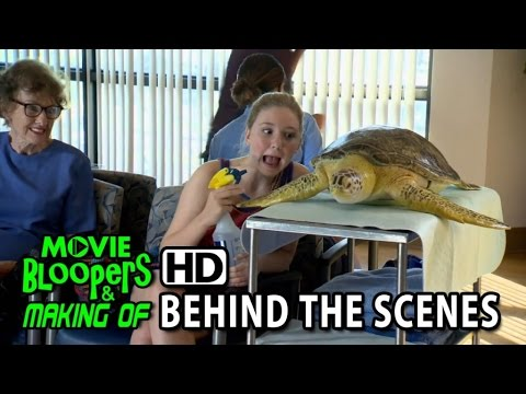 Dolphin Tale 2 (2014) Making of & Behind the Scenes (Part2/2)