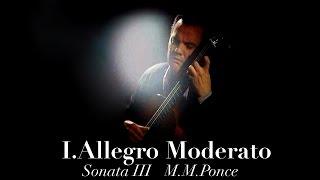 New Video: Sonata III, M.M.Ponce