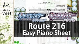 "Download Lagu ""Route 216"" (from ""Pokémon DPPt"") 