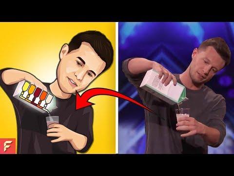 MOST FAMOUS Got Talent Magic Tricks Finally Revealed | AGT | BGT