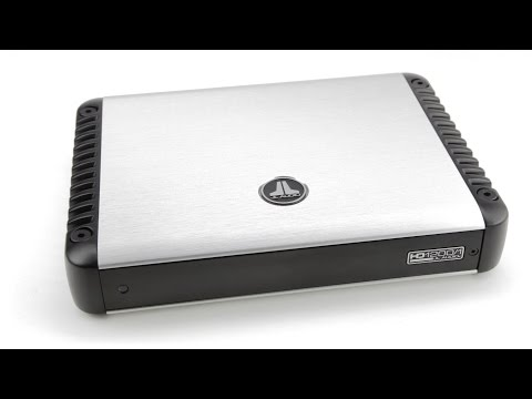 JL Audio HD / MHD Ultra-Compact Class D Car Amplifiers | Product Overview