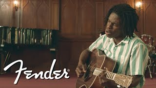 "Video Daniel Caesar Performs ""Get You"" 