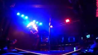 Sparkle Fire Fans Performance