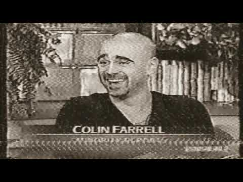 colin farrell minority report interview 2002