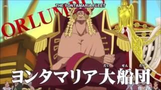Luffy's Grand Fleet Captains | One Piece 744