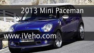 Paceman Mini 2013 First Drive