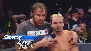 Nonton What You Missed Between Dean Ambrose   James Ellsworth  Smackdown Live Fallout  Oct  18  2016 Film Subtitle Indonesia Streaming Movie Download