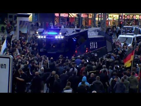 Verfassungsschutz: Gewaltbereite Rechtsextremisten sind ...