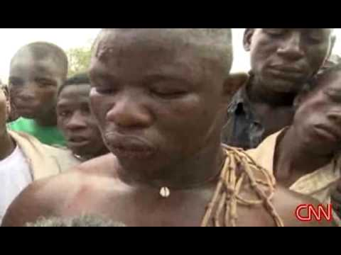 [CNN] Traditional Nigerian 'Dambe' Boxing         2008.07.14