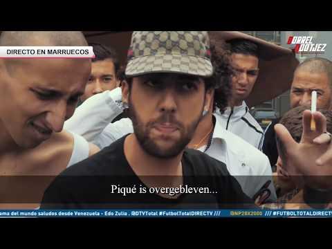 BORRELNOOTJEZ: FUTBOL MUNDIAL (VOORBESCHOUWING WK 2018)