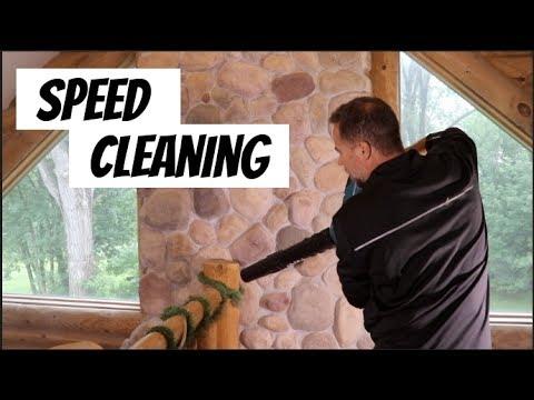 Näin siivotaan kämppä nopeaa