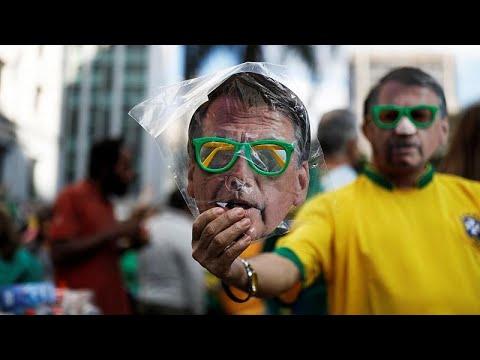 Εκλογές πόλωσης στη Βραζιλία – Φαβορί ο ακροδεξιός Μπολσονάρο…