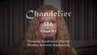 Cover Romane et Mathys - Chandelier (Sia)