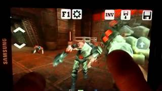 Q2-Touch (Port of Quake 2) YouTube video