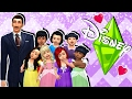 The Sims 4  Disney 7 Toddler Challenge  Episode 1 Quot Meet The Toddlers Quot