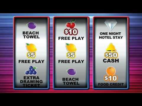 Super Slot Swipe Play & Win Promotion for Casinos – Odds On Promotions