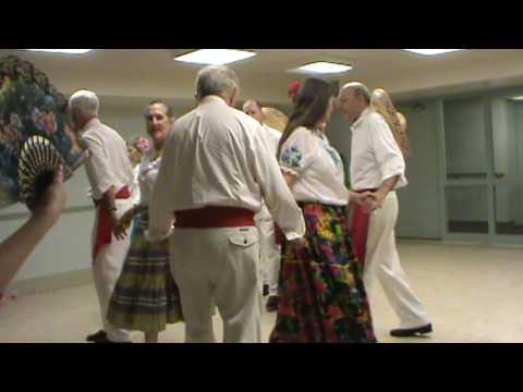 canadian barn dance instructions