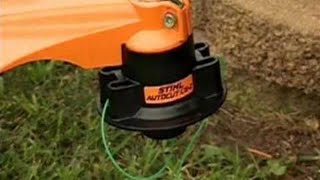 How to Change the Nylon Cord on Your Grass Trimmer