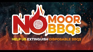 No Moor BBQs - Help ban disposable BBQs on the moors by teamBMC