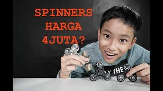 Video SPINNERS HARGA 4 JUTA.. PUNYA PAPA MP3, 3GP, MP4, WEBM, AVI, FLV Juni 2018
