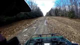 8. Yamaha Grizzly 660 GoPro Hero 3 Ride