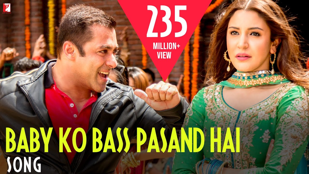 Download baby ko bass pasand hai song sultan salman khan for 1234 get on the dance floor mp4 song free download