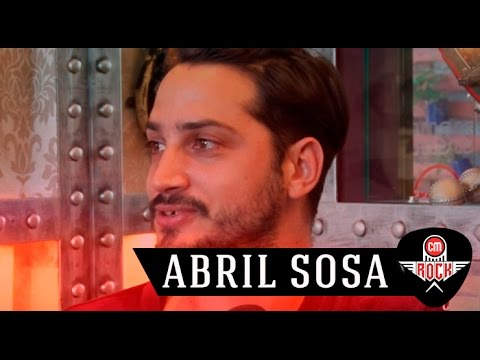 Abril Sosa video Entrevista CM Rock - Hard Rock Café | Buenos Aires | 2017