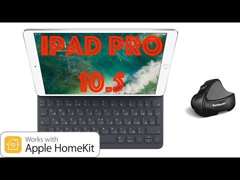 iPad Pro 10.5 ios 11 обзор Apple HomeKit