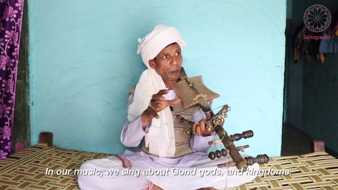 Gond Pandvani: A Forgotten Tradition