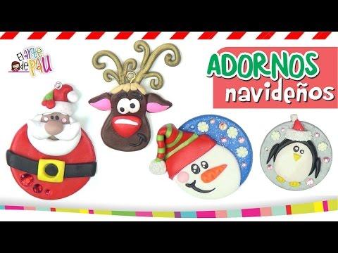 decorazioni natalizie in fimo