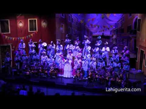 Coro de Isla Cristina Candombe