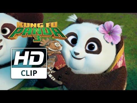 Kung Fu Panda 3 (Clip 'Panda Village')