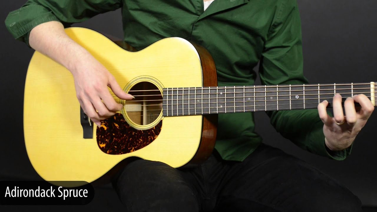 Choosing an Acoustic Guitar: The Acoustic Guitar Buying Guide